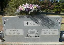 Hyman Harrison Helm