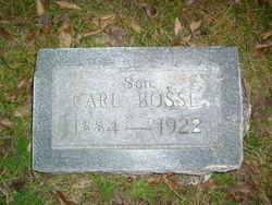 Carl Bosse