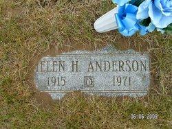 Helen Henrietta <i>Gault</i> Anderson