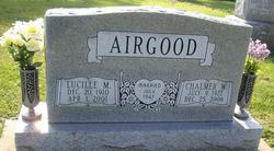 Chalmer W Airgood