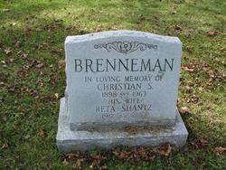 Christian S Brenneman