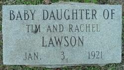 Infant Lawson