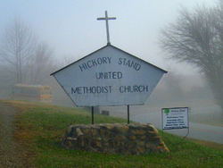 Hickory Stand Church Cemetery