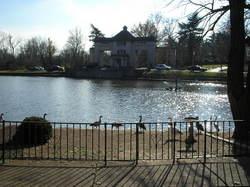 Lake Charles Park Cemetery