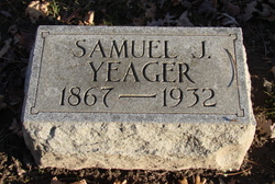 Samuel James Yeager