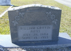 William Griffin Bill Pitts, Jr