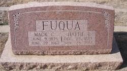 Hattie Iris <i>Kendall</i> Fuqua