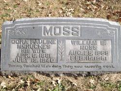 William Bartlett Moss