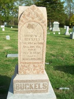 Andrew J Buckels