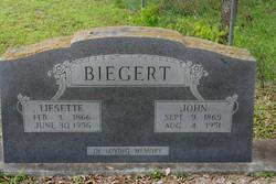 John Biegert