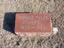 Howard Tyler Kimbrel