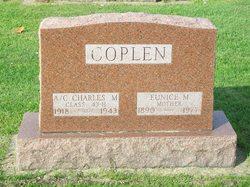 Eunice M. <i>Barkman</i> Coplen