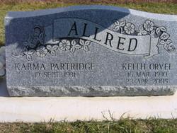 Keith Orvel Allred