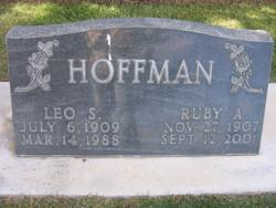 Leo Stillman Hoffman