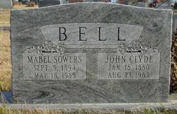 Mabel <i>Sowers</i> Bell