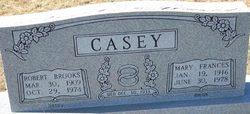 Robert Brooks Casey