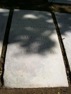 Margaretta <i>Watmough</i> Sergeant