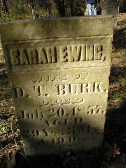 Sarah Ewing <i>Rutledge</i> Burk