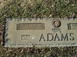 Syble Viola <i>Bolin</i> Adams
