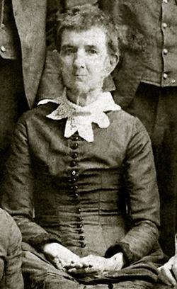 Elizabeth Ann <i>Judy</i> Barber