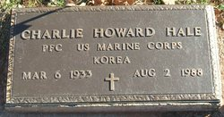 Charlie Howard Hale