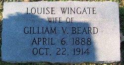 Louise <i>Wingate</i> Beard