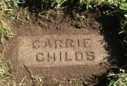 Carrie Rebecca Rebecca <i>Wolohon</i> Childs