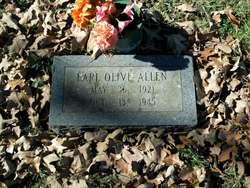 Earl Olive Allen