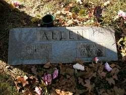 Estella D <i>Bisbee</i> Allen