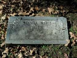 Juanita Marie Allen