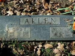 Lloyd F Allen