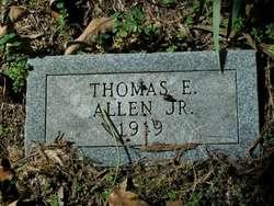 Thomas E Allen, Jr