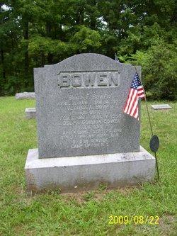 Benjamin F. Bowen