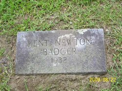Kent Newton Badger