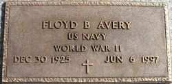 Floyd Burton Avery