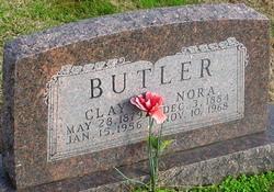 Nora Bell <i>Hinkle</i> Butler