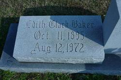 Johnnie Edith <i>Clark</i> Baker