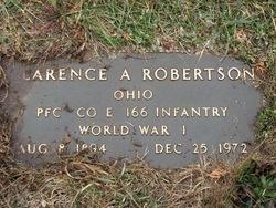 Clarence Arthur Casey Robertson