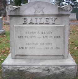 Hannah <i>Boswell</i> Bailey