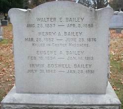 Henry A Bailey
