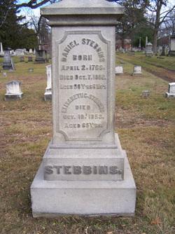 Joseph Daniel Stebbins