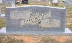Edith <i>Posey</i> Shubert