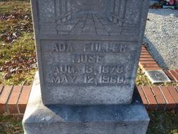 Ada <i>Fuller</i> Muse