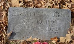 Elizabeth Bettie Payne Hurst