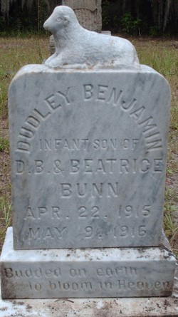 Dudley Benjaman Bunn, Jr