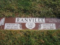 Dorothy Marie <i>Wallace</i> Ranville