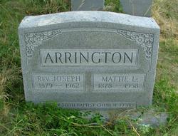 Mattie L. Arrington
