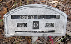 Armeda <i>Williams</i> Hill