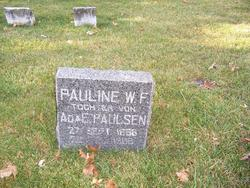 Pauline W Paulsen
