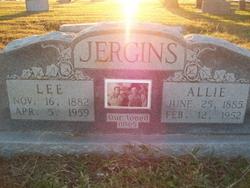 Alice Irene Allie <i>Persons</i> Jergins